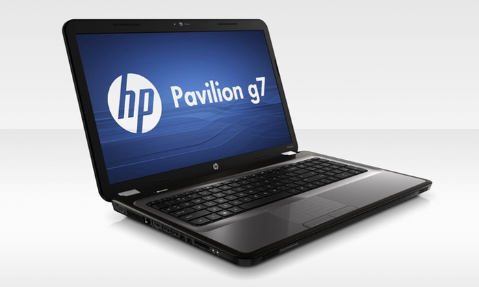 """HP Pavilion 17.3"""" Laptop with 6GB RAM (g7-2314nr): HP Pavilion 17.3"""" Laptop with 6GB RAM (g7-2314nr) (Manufacturer Refurbished). Free Shipping and Returns."""