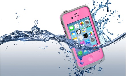 LifeProof frē Waterproof Case for Apple iPhone 4/4s with Four-Proof Protection