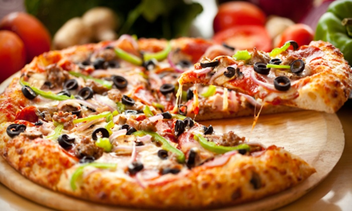 Sir Nick's Pizza - Bartlett: Pizza and Pasta, Pizza Meal, or Catered Meals from Sir Nick's Pizza (Up to 51% Off)