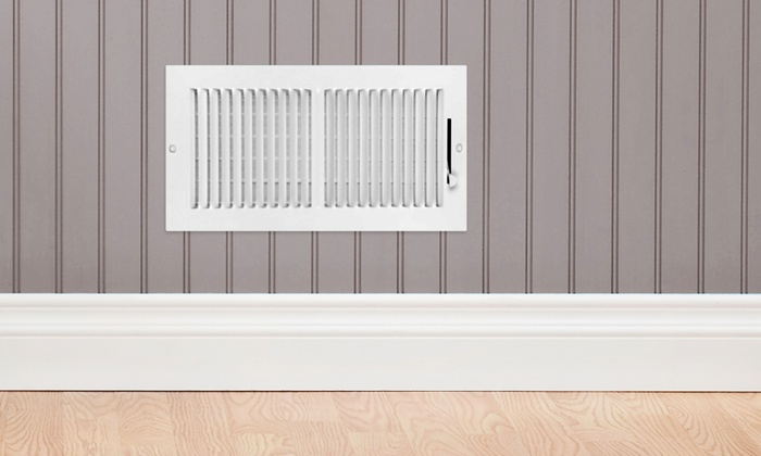 Matthew & Sons - Washington DC: Air-Duct-Cleaning Package with Optional Dryer-Vent and Bathroom-Fan Cleaning from Matthew & Sons (Up to 90% Off)