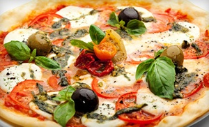 Rosedale Brick Oven Pizzeria: $10 for $20 Worth of Italian Food Monday–Thursday or Friday–Sunday at Rosedale Brick Oven Pizzeria