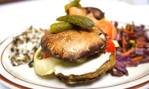 The Mustard Seed Cafe: Breakfast or Dinner at Mustard Seed Cafe (40% Off). Two Options Available.