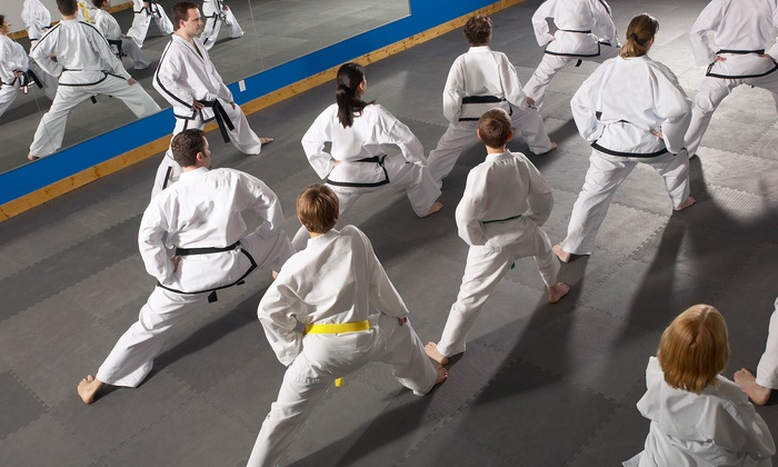 Joslin's Martial Arts Center - North Auburn: 10 Classes or One Month of Unlimited Classes at Joslin's Martial Arts Center (Up to 71% Off)