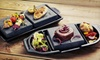 Up to 58% Off Mediterranean Cuisine at Europa Black Rock Bar and Grill