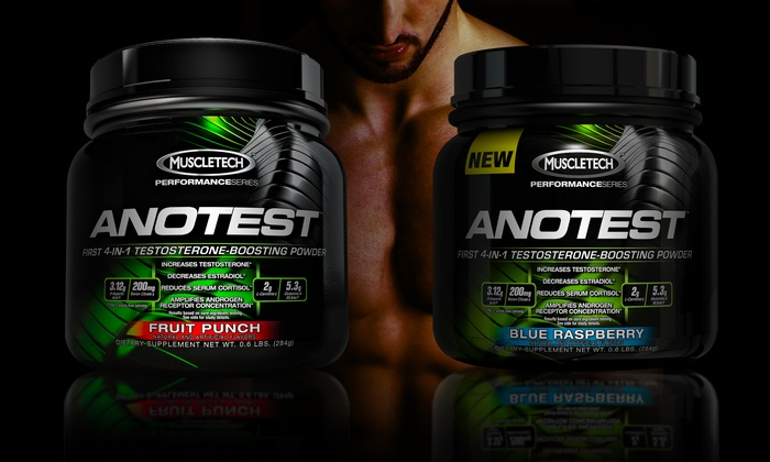 Anotest Supplements | Groupon Goods