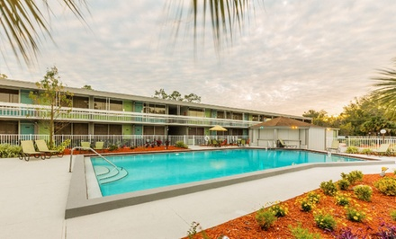 Stay at Champions World Resort in Kissimmee, FL, with Dates into April