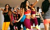 Doonya - Flatiron District: Three or Five Bollywood-inspired Fitness Classes at Doonya (Up to 49% Off)