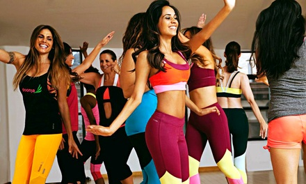 Three or Five Bollywood-inspired Fitness Classes at Doonya (Up to 49% Off)