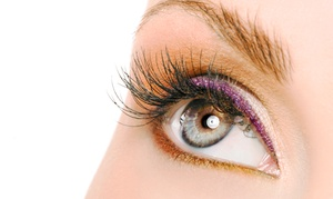 Pam's Hair Design and Eyelash Extensions: Full Set of NovaLash Eyelash Extensions with Optional Fill at Pam's Hair Design and Eyelash Extensions (Up to 66% Off)