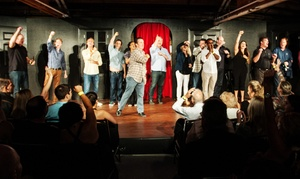 iO Theater: iO Theater Improvised Comedy Shows, through December 30