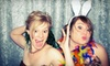 J.D. Beyer Photography - Walnut Hill: Two- or Four-Hour Photo-Booth Rental with Unlimited Prints from J.D. Beyer Photography (Up to 53% Off)