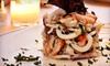 Destino - Midtown East: $59 for a Three-Course Italian Dinner for Two with Wine at Destino (Up to $150 Value)