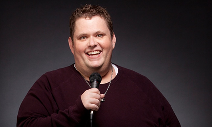 Ralphie May - York: $18 to See Ralphie May Standup Show at The Pullo Center on April 21 at 8 p.m. (Up to $37.50 Value)