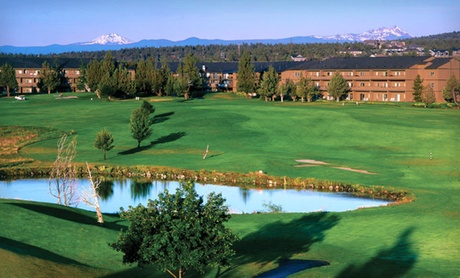 Central Oregon Resort with Golf Course