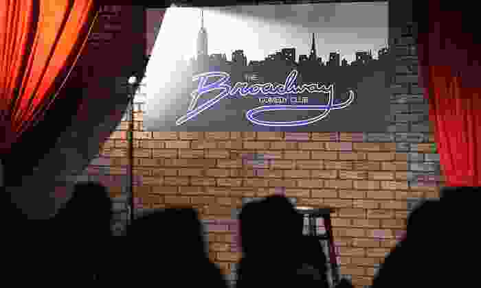 Broadway Comedy Club - Broadway Comedy Club: Up to 50% Off Stand-up Show — Broadway Comedy Club