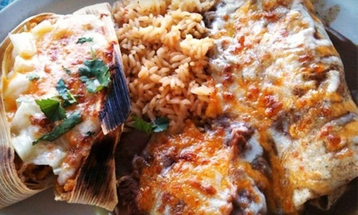 Tequila Sunrise Mexican Grill - Oakland Park: Mexican Meal for Two or Four or $10 for $20 Worth of Mexican Fare at Tequila Sunrise Mexican Grill in Oakland Park