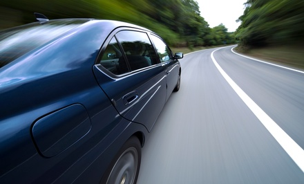 $125 for Auto Tinting for One Rear Window and Four Side Windows at H&H Audio ($250 Value)