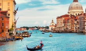 ✈ Venise : 2 ou 3 nuits 4* avec petit-déjeuner et vols A/R  Mestre Venise