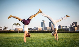 Two Weeks Of Unlimited Yoga Or Five Yoga Classes At Maya Yoga (up To 86% Off)