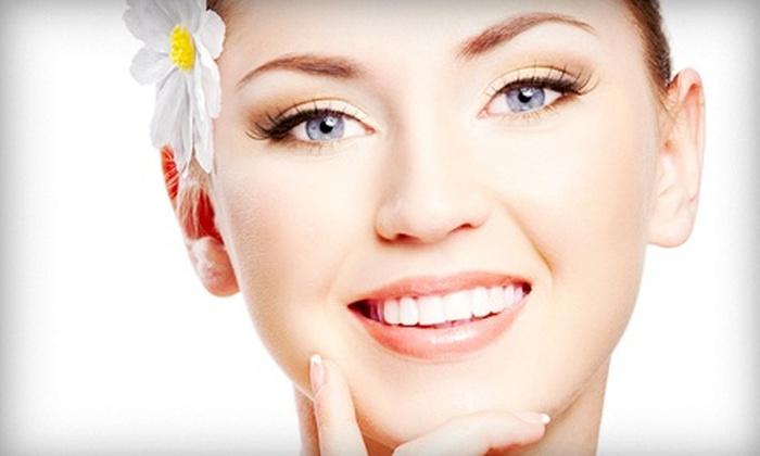 Radiant MedSpa - Lynnwood: One, Two, or Four IPL Facials and Fractional Laser Skin Resurfacing for the Neck at Radiant MedSpa (Up to 75% Off)