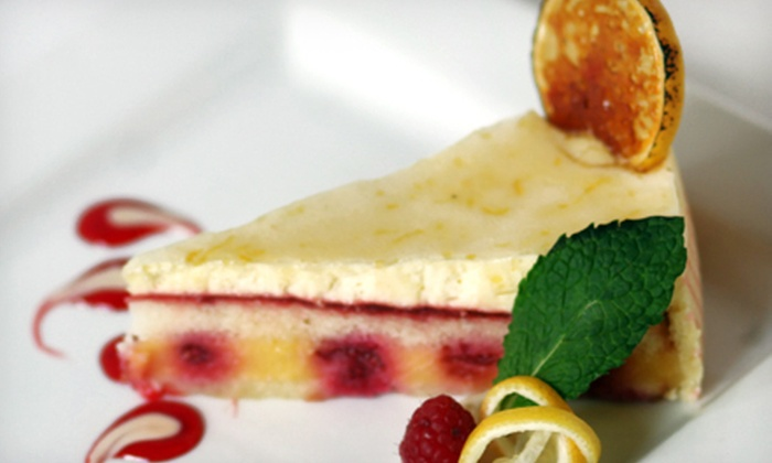 Crave Dessert Bar - Fourth Ward: Small Plates and Desserts with Optional Hookah at Crave Dessert Bar (Up to 53% Off)