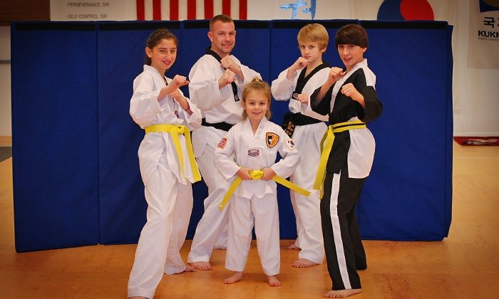 World Champion TKD Academy - Strongsville: One or Two Months of Unlimited Martial Arts Classes at World Champion TKD Academy (Up to 86% Off)