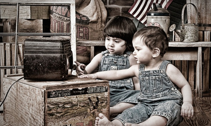 Timeless Moments Photographic Art - Virginia Beach: In-Studio or On-Location Photo-Shoot Package for Up to Five from Timeless Moments Photographic Art (Up to 85% Off)