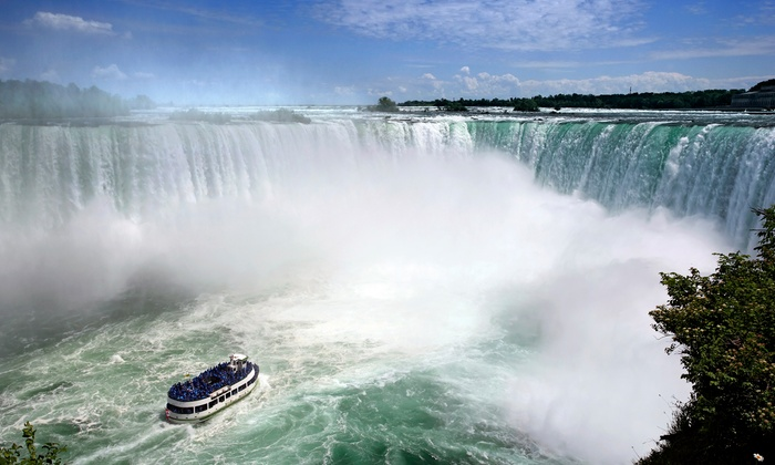 Niagara Adventure Package - Niagara Falls: Child or Adult Niagara Adventure Package with IMAX, Butterfly Conservatory, Magic Show, and Two Days of Tours (51% Off)