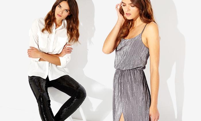 ideeli: $40 for $80 Worth of Fashions and Home Decor at Ideeli