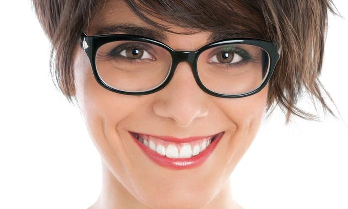 James Eye Associates - Kingwood: $69 for an Exam, Dry Eye Evaluation, and Prescription Eyewear at James Eye Associates ($550 Value)