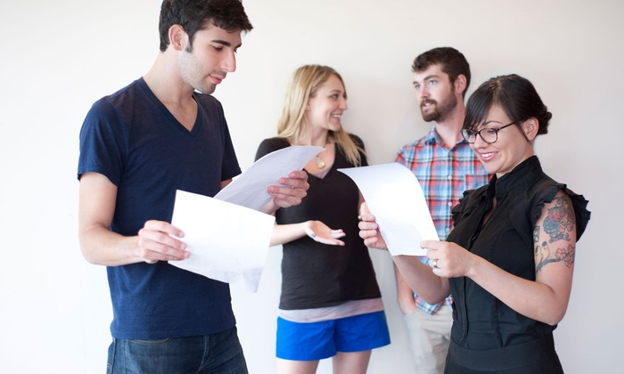 The Actors Room - The Actors Room: $32 for an Acting Class and a Business Class at The Actors Room ($86 Value)