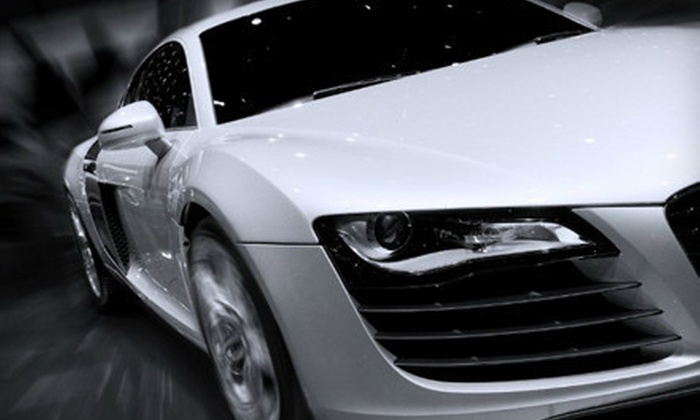 Elite Sound & Security - Riviera: Window Tinting on a Two- or Four-Door Car or SUV at Elite Sound & Security in Coral Gables (Up to 55% Off)