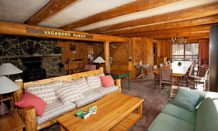 Vagabond Ranch - Granby: Two-Night Stay for Two in a Cabin with Optional Shuttle Service or Ski Tour at Vagabond Ranch (Up to 53% Off)