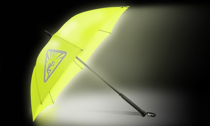 Bright Night Lighted Umbrellas: Bright Night Lighted Umbrellas (Up to 47% Off). Eight Options Available. Free Shipping and Free Returns.
