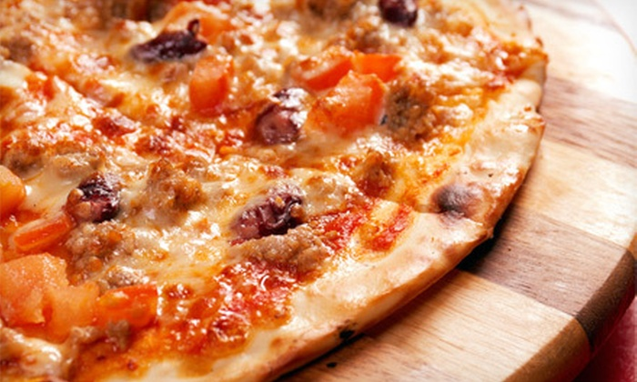 Jailhouse Pizza - Brandenburg: $10 for $20 Worth of Pizzeria Cuisine at Jailhouse Pizza
