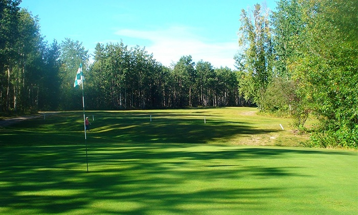 Grovedale Golf and Country Club - Grovedale: 18 Holes with Cart for Two or Four with Food and Drink Voucher at Grovedale Golf and Country Club (Up to 51% Off)