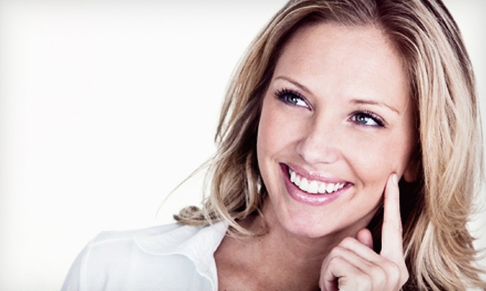 Whitehall Health Centre - Multiple Locations: One or Two Teeth-Whitening Treatments at Whitehall Health Centre (Up to 84% Off)