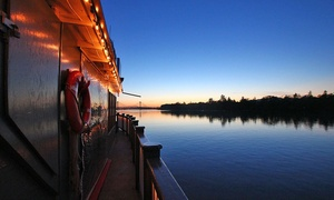 Paddlewheeler Riverboat Tours: Pub Nights on the Fraser Friday Night Cruise at Paddlewheeler Riverboat Cruises (Up to 53% Off)