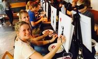 2 Std. Painting-Event in ausgesuchten Bars und Restaurants für 1 oder 2 Personen von ArtNight (bis zu 33% sparen*)