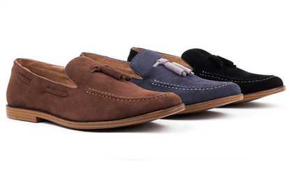 image placeholder image for Bonafini Men\u0027s Casual Slip-On Loafers