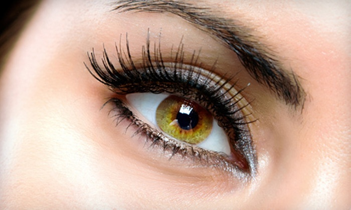 True Grace Spa & Nail - New Canaan: Full Eyelash Extensions with Optional Facial, Retouch, or Both at True Grace Spa & Nail in New Canaan (Up to 77% Off)