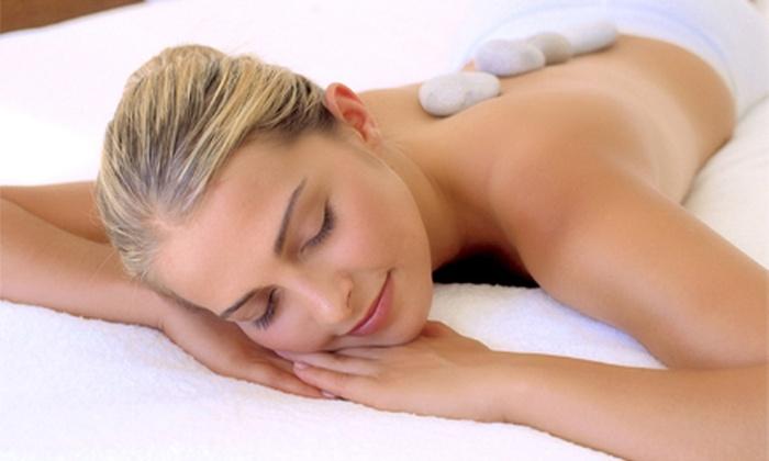 Shiatsu and LaStone Therapies - The Annex: 60-Minute Shiatsu Massage or 75-Minute LaStone Massage at Shiatsu and LaStone Therapies (Half Off)