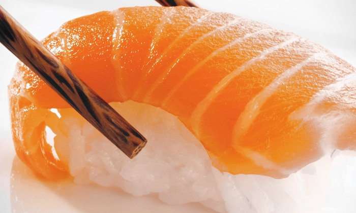 Daimatsu Japanese Sushi Bar - Daimatsu Japanese Restaurant: Sushi and Japanese Cuisine for Dinner or Lunch at Daimatsu Japanese Sushi Bar (Up to 55% Off)