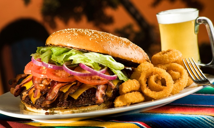 1st Avenue Draught House - Cedar Rapids: Pub Food for Dine-In or Takeout at 1st Avenue Draught House (Up to 40% Off)
