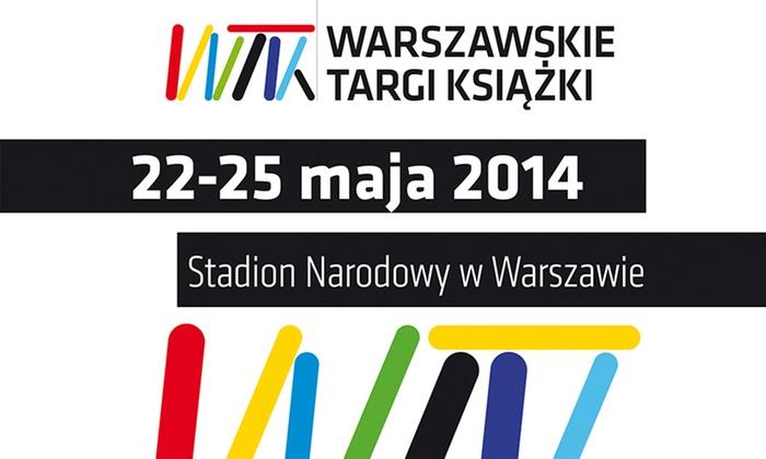 Groupon Sp. z o.o. - Stadion Narodowy : Bilety na Warszawskie Targi Książki 2014 na Stadionie Narodowym od 5 zł