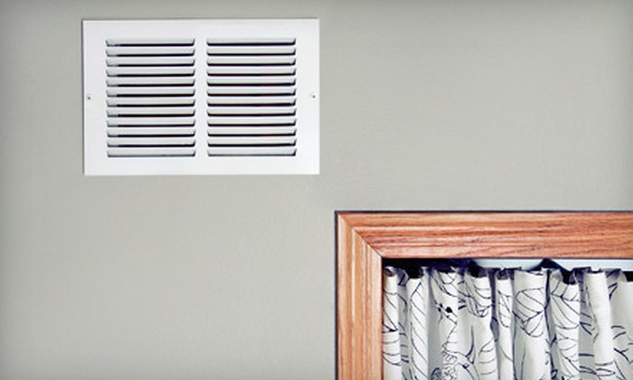 Quality Air - Central Jersey: Air-Duct Cleaning for Up to 12 Vents or Air-Duct Cleaning and Dryer-Vent Cleaning from Quality Air (Up to 86% Off)