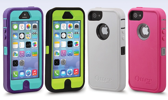 otterbox cases for iphone 5s otterbox defender iphone 5 5s groupon 4092
