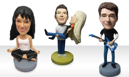 52% Off Custom Bobbleheads from AllBobbleheads.com