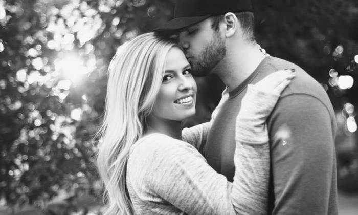 Ae Photography - Denver: 60-Minute Engagement Photo Shoot with Retouched Digital Images from AE Photography (71% Off)