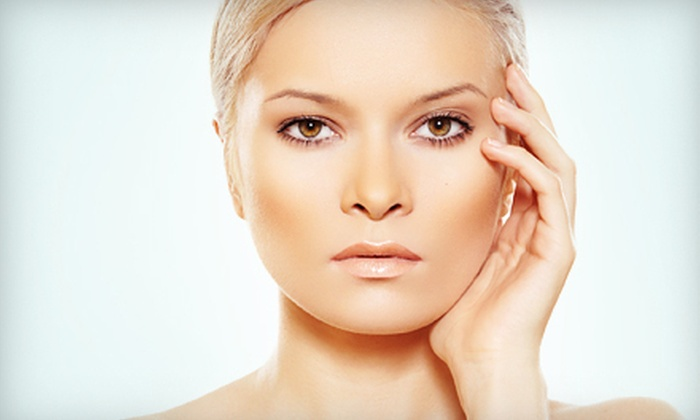 Skin Vitality Medical Clinic - Multiple Locations: $179 for Three Skin-Tightening Treatments at Skin Vitality Medical Clinic ($1,485 Value)